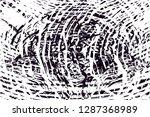 distressed background in black... | Shutterstock . vector #1287368989