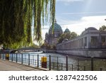 berliner dom  cathedral church... | Shutterstock . vector #1287422506