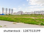 moscow  russia   may 18  2017 ... | Shutterstock . vector #1287513199