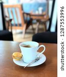 foods and drinks and bakery | Shutterstock . vector #1287553996