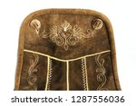 flap of lederhosen | Shutterstock . vector #1287556036