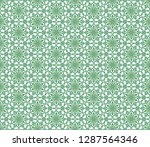 abstract seamless kaleidoscope...   Shutterstock . vector #1287564346