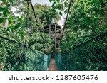 kuala lumpur city view from... | Shutterstock . vector #1287605476