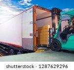 Cargo Shipment Loading For...