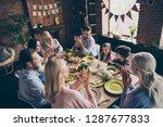 nice lovely cheerful cheery...   Shutterstock . vector #1287677833