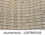 hotel facade tashkent uzbekistan | Shutterstock . vector #1287885520