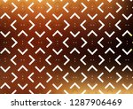 dark orange vector background... | Shutterstock .eps vector #1287906469