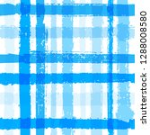 crossed lines chequered pattern ... | Shutterstock .eps vector #1288008580
