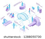 artificial intelligence in... | Shutterstock .eps vector #1288050730