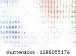 light multicolor  rainbow... | Shutterstock .eps vector #1288055176