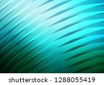 light blue vector template with ... | Shutterstock .eps vector #1288055419