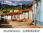 trinidad  cuba   november 21 ...   Shutterstock . vector #1288082833