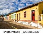 trinidad  cuba   november 21 ...   Shutterstock . vector #1288082839