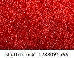 Red Glitter Texture. Festive...