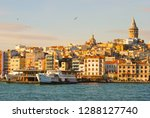 beyoglu   stanbul   turkey  ... | Shutterstock . vector #1288127740