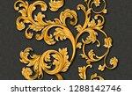 Renaissance Monogram Floral...
