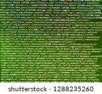 react html  native concept on... | Shutterstock . vector #1288235260