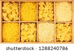 wooden box storing a variety of ...   Shutterstock . vector #1288240786