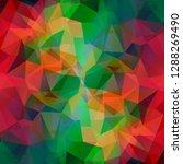 modern vector geometric...   Shutterstock .eps vector #1288269490