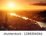 heidelberg  germany  romantic... | Shutterstock . vector #1288306066