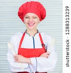 lady adorable chef teach...   Shutterstock . vector #1288313239
