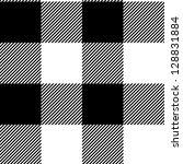 Checkered Gingham Simple Fabri...