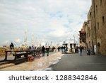 tel aviv  old jaffa  israel  ... | Shutterstock . vector #1288342846