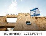 tel aviv  old jaffa  israel  ... | Shutterstock . vector #1288347949