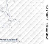 abstract background vector | Shutterstock .eps vector #128835148