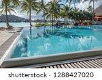 bora bora french polynesia  ... | Shutterstock . vector #1288427020