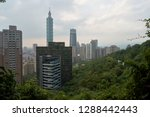 taipei city is the capital and... | Shutterstock . vector #1288442443