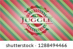 juggle christmas emblem... | Shutterstock .eps vector #1288494466