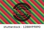 aborigine christmas style... | Shutterstock .eps vector #1288499890