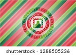 picture icon inside christmas... | Shutterstock .eps vector #1288505236