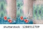 Photo Flower Kurti Colour...