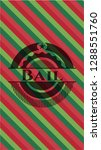 bail christmas colors style... | Shutterstock .eps vector #1288551760