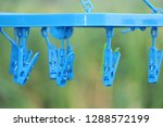 clothespin object home housework   Shutterstock . vector #1288572199