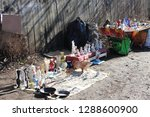 marcet antigue objects   Shutterstock . vector #1288600900
