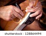 shoemaker | Shutterstock . vector #128864494
