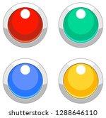 button stud node   Shutterstock .eps vector #1288646110