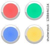 button stud node   Shutterstock .eps vector #1288646116