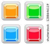 button stud node   Shutterstock .eps vector #1288646119