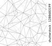 modern vector geometric...   Shutterstock .eps vector #1288683199