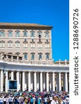 rome  vatican state   august 19 ... | Shutterstock . vector #1288690726