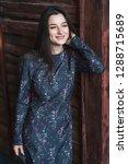 dark light studio fashion... | Shutterstock . vector #1288715689