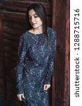 dark light studio fashion... | Shutterstock . vector #1288715716
