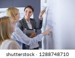 business  education and office... | Shutterstock . vector #1288748710