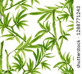 hand drawn seamless background... | Shutterstock . vector #1288771243