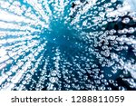 abstract background of water... | Shutterstock . vector #1288811059