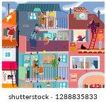 illustration for children...   Shutterstock . vector #1288835833